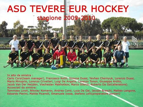 Stagione 2009-2010  / promozione in  A1