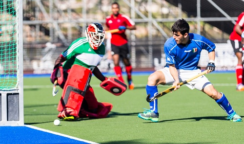 2015 World League 2, Chula Vista, San Diego, Italia-Malesia