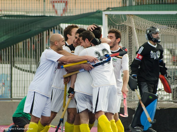2015-2016 Tevere EUR 2 - Bonomi 1 gol vittoria su giocata da corto