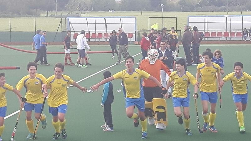 Stagione 2015-2016 Potenza Picena dopo la qualificazione alle finali