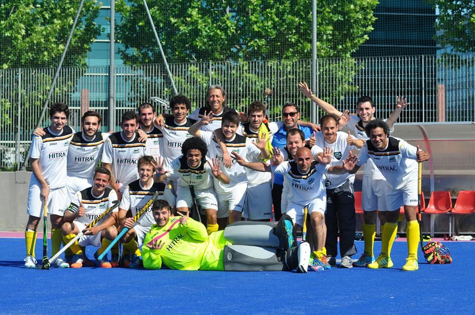 Stagione  2015-2016  vittoria sul Bra per 9 a 7 memorabile